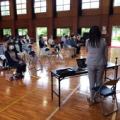 \佐々並小学校と住まいの見学会、第三回目が開催/佐々並を愛する「ささラブ応援隊」の活動をご紹介いたします