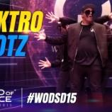『ブログが2日遅れなので、久々のDANCE動画【Elektro Botz   FRONTROW   World of Dance San Diego 2015】』の画像