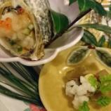 『牡蠣づくし懐石を堪能しました♪@相生・HOTEL万葉岬』の画像