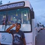 『クラビ空港からはバスが便利です クラビ空港⇒アオナン』の画像