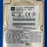 『東芝 2.5インチ HDD MK2018GAP』の画像