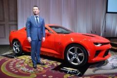 GMジャパン、新型シボレー「カマロ」を500万円切る価格で発売