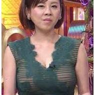 女子アナ・高橋真麻の巨乳は片方1k!自ら計量「もう重くて重くて」 … アイドルファンマスター