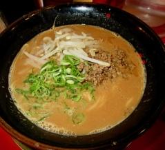 歌舞伎町 天下一品 味噌ラーメンランチ