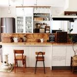 『オシャレで温かい木のあるキッチンスタイル〜画像まとめ〜』の画像