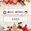 【小2女子+年少男子】「クリスマスプレゼント2020」が決まったのでお手紙書きました!