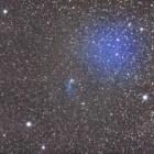 『ブルーイオンが彗星痕と化したパンスターズ彗星(C/2016 R2)』の画像