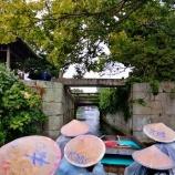 『2泊3日 福岡の旅3日目~柳川水郷観光で川下り。』の画像