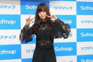 声優の立花理香さんがソフマップ