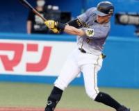 阪神糸井が今季野手初適時打「走者をかえしたいと」