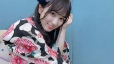 黒の浴衣を着た矢吹奈子が可愛すぎる!「奈子には大人っぽすぎるかな?って思ったけど…どうかな…?」(浴衣画像まとめ)