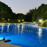 『つま恋リゾート「ウォーターパーク」のナイトプールは9月でも寒くないのか?実際に行って確かめてきた! - 掛川市』の画像