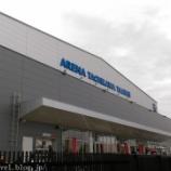 『【NBA選手来日】ディケンベ・ムトンボ来日!レバンガ北海道VSアルバルク東京 観戦レポート@立川立飛アリーナ』の画像