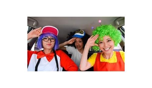 日本人美女3人が歴代アニメ曲を表現する動画が海外で大受け