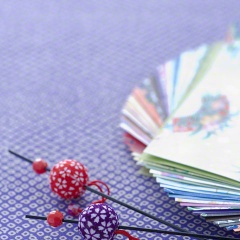 新築みたいな白壁で新年を☆少し贅沢な質感のウォジック壁紙シール