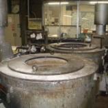 『設備充実の為に、炉の移動 』の画像