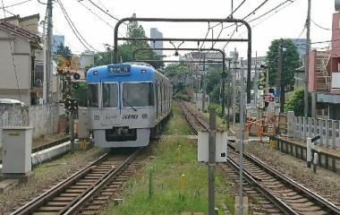 『【速報】新潟遠征 3日目 その2@京王井の頭線 池ノ上駅』の画像