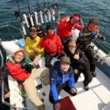 『4月23日 釣果 スロージギング アイナメMAX57センチ!!! その後は・・・スロジギナイトセミナー(^^♪ 』の画像