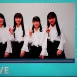 『[イコラブ] フジテレビ『Love music』(齊藤な、音嶋、野口、諸橋)実況など…【動画あり】』の画像