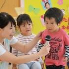 『保育部のお誕生会をしました(0~2歳)8月9月』の画像