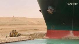 【フェイク】共同通信「日本の座礁船、スエズ運河ふさぐ」 悪質デマ記事に批判殺到→こっそり記事修正して火に油を注ぐwwwww