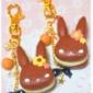 新色登場☆「ぽっぷくんのうさぎ型チョコサンドクッキーキーチャーム・ココアver.」の巻。