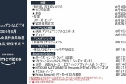 【朗報】アマプラの新配信アニメが公開!プロメア来るのか