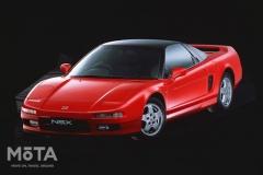 ホンダ初代「NSX」の思い出 世界初のオールアルミニウム国産スーパーカー