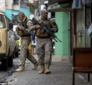 路上で「現場での犯罪者射殺」リオの警察活動において許可