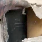 【動画】中国、某建築現場で「偽コンクリートブロック」発見!こりゃひどすぎる! [海外]