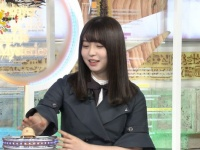 【欅坂46】長濱ねる、リバウンドしてしまう...(画像あり)