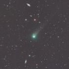 『聖地でパンスターズ彗星(C/2017 T2)撮影!』の画像