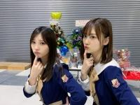 【乃木坂46】本日、山下美月と与田祐希が一緒にいたという目撃情報が!!!!!