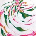 Ikubeeの手描きTシャツについてのつぶやき
