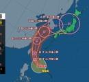 【悲報】最強台風18号、やばすぎる