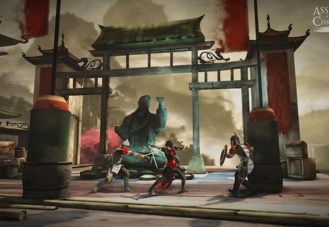 【アサシンクリード クロニクル】3部作が発表!第1弾の「China」が4月21日にリリース