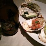 『オイスタービール🍺~@GUMBO&OYSTER BAR 梅田NU茶屋町店』の画像