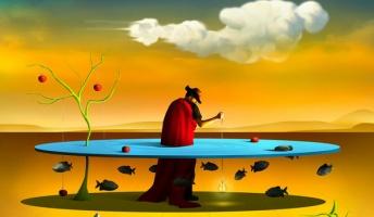 奇才の画家「ダリ」にインスパイアされて描いた世界が超不思議な件!