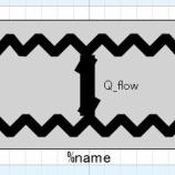 『[執筆途中]熱交換器コンポーネント(simplest)』の画像