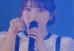 【神GIF】与田祐希ちゃんのぷにぷにダンスwwwwwwww