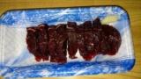 ナガスクジラの刺身買ってきたwww(※画像あり)