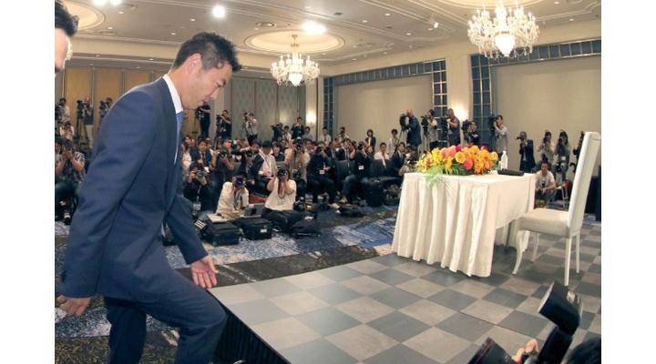 巨人・上原浩治「鹿取さん、由伸、球団には感謝しています」