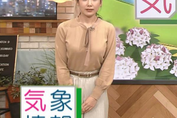 桑子アナの衣装
