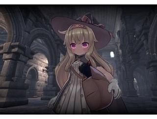 ロリ魔女っ娘ダークソウル『リトルウィッチノベタ』PSプラットフォームとスイッチで発売!