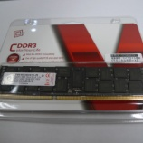 『DDR3-1866動作、大容量16GB、Intel Xeon E5 v2シリーズ対応、V-Color製Registered ECCメモリ入荷!』の画像