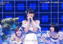 【AKB48】矢作萌夏センターは乃木坂との差別化という意味ではアリじゃね???