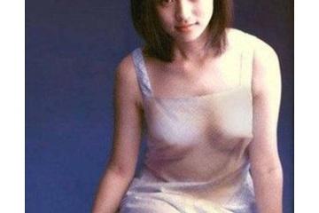 深田恭子のすげぇエロい乳首透け