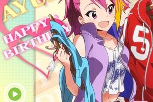 【グリマス】歩誕生日おめでとう!