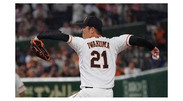 2軍で移籍後初登板の巨人・岩隈!「1軍はいい戦いをしていますし、その戦力になりたい」