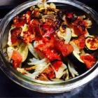 『男の簡単 野菜グラタン』の画像
